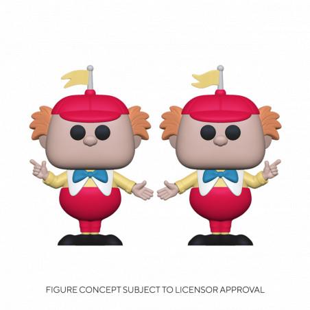 2 PACK TWEEDLE DEE AND DUM / ALICE AU PAYS DES MERVEILLES / FIGURINE FUNKO POP