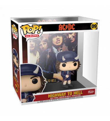 HIGHWAY TO HELL / AC/DC / FIGURINE FUNKO POP