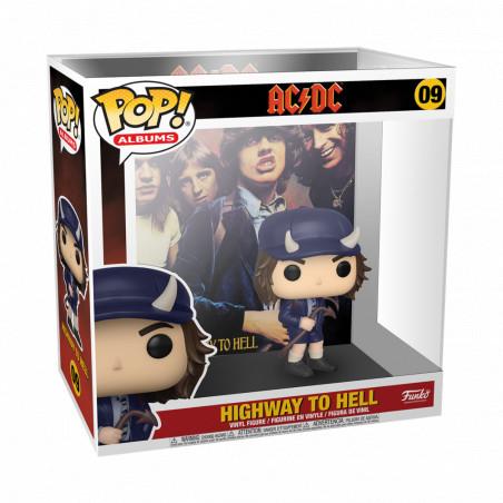 HIGHWAY TO HELL / AC/DC / FIGURINE FUNKO POP