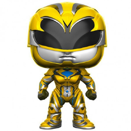 RANGER JAUNE / POWER RANGERS / FIGURINE FUNKO POP