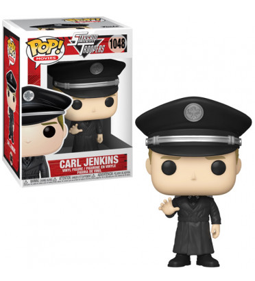 CARL JENKINS / STARSHIP TROOPERS / FIGURINE FUNKO POP