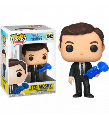 TED MOSBY / HOW I MET YOUR MOTHER / FIGURINE FUNKO POP