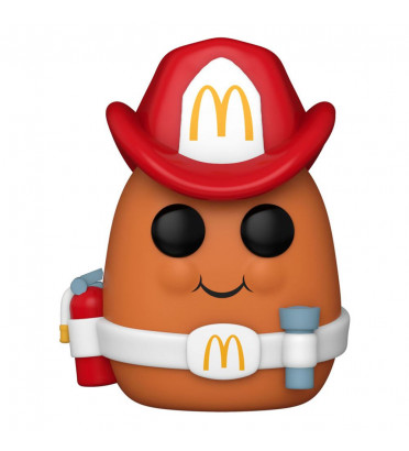 FIREMAN MCNUGGET / MC DONALDS / FIGURINE FUNKO POP