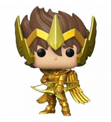 SAGITTARIUS SEIYA / SAINT SEIYA / FIGURINE FUNKO POP / EXCLUSIVE SPECIAL EDITION