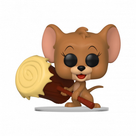 JERRY WITH MALLET INTACT / TOM ET JERRY / FIGURINE FUNKO POP