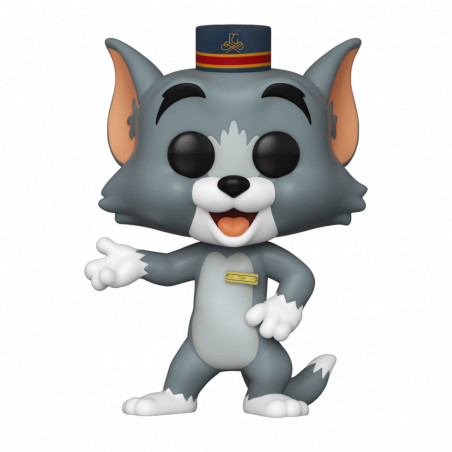 TOM WITH HAT / TOM ET JERRY / FIGURINE FUNKO POP