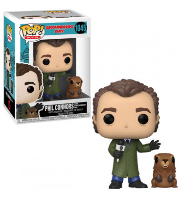 PHIL CONNORS / UN JOUR SANS FIN / FIGURINE FUNKO POP