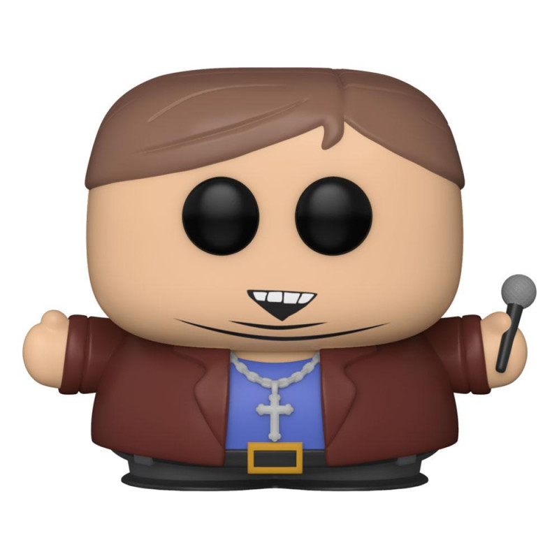 CARTMAN AVEC MICRO / SOUTH PARK / FIGURINE FUNKO POP