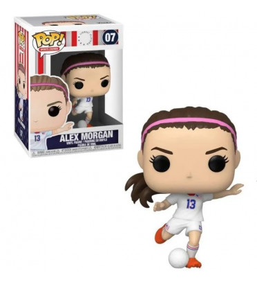 ALEX MORGAN / USWNT / FIGURINE FUNKO POP
