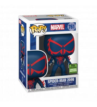 SPIDERMAN 2099 / MARVEL / FIGURINE FUNKO POP / EXCLUSIVE ECCC 2021