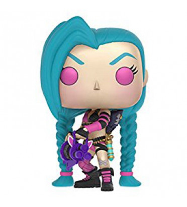 JINX / LEAGUE OF LEGENDS / FIGURINE FUNKO POP