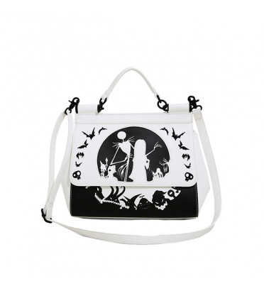 SAC A MAIN JACK AND SALLY / L'ETRANGE NOEL DE MR JACK / LOUNGEFLY