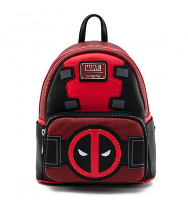 MINI SAC A DOS MERC WITH A MOUTH / DEADPOOL / LOUNGEFLY