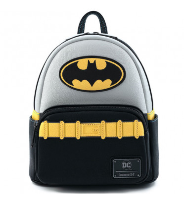 MINI SAC DOS BATMAN COSPLAY / BATMAN / LOUNGEFLY