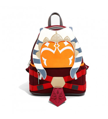 MINI SAC DOS AHSOKA TANO / STAR WARS / LOUNGEFLY