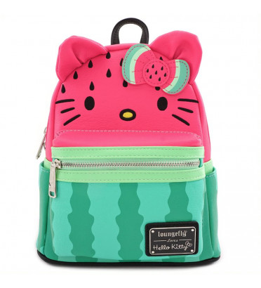 MINI SAC DOS WATER MELON / HELLO KITTY / LOUNGEFLY