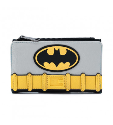 PORTEFEUILLE BATMAN COSPLAY / BATMAN / LOUNGEFLY