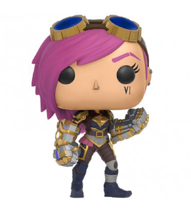 VI / LEAGUE OF LEGENDS / FIGURINE FUNKO POP