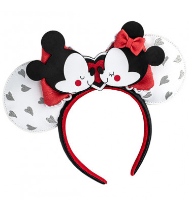 SERRE TETE MICKEY ET MINNIE MOUSE LOVE / MICKEY MOUSE / LOUNGEFLY