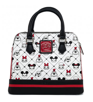 SAC A MAIN MICKEY AND FRIENDS SENSATIONAL / MICKEY MOUSE / LOUNGEFLY