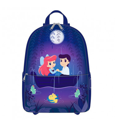MINI SAC DOS LITTLE MERMAID GONDOLA / LA PETITE SIRENE / LOUNGEFLY