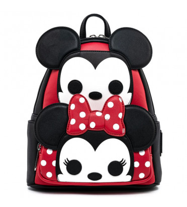 MINI SAC DOS MICKEY ET MINNIE POP COSPLAY / MICKEY MOUSE / LOUNGEFLY