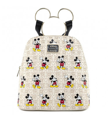 MINI SAC DOS MICKEY POSING / MICKEY MOUSE / LOUNGEFLY