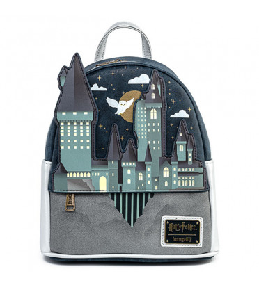 MINI SAC DOS HARRY POTTER HOGWARTS / HARRY POTTER / LOUNGEFLY