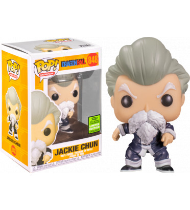 JACKIE CHUN / DRAGON BALL / FIGURINE FUNKO POP / EXCLUSIVE ECCC 2021
