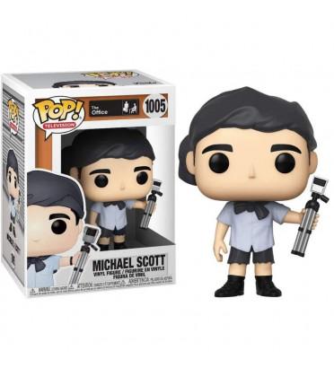 MICHAEL AS SURVIVOR / THE OFFICE / FIGURINE FUNKO POP