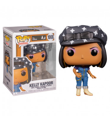 CASUAL FRIDAY KELLY KAPOOR / THE OFFICE / FIGURINE FUNKO POP