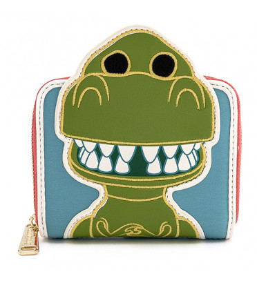 PORTEFEUILLE REX / TOY STORY / LOUNGEFLY