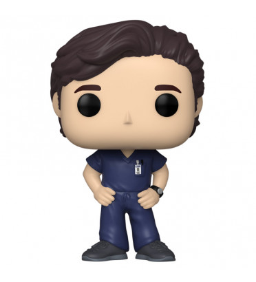 DEREK SHEPHERD / GREYS ANATOMY / FIGURINE FUNKO POP