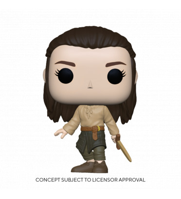 ARYA TRAINING / GAME OF THRONES / FIGURINE FUNKO POP