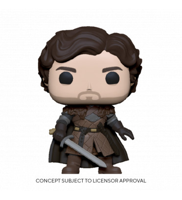 ROBB STARK WITH SWORD / GAME OF THRONES / FIGURINE FUNKO POP