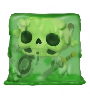 GELATINOUS CUBE / DUNGEONS AND DRAGONS / FIGURINE FUNKO POP / EXCLUSIVE ECCC 2020