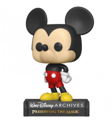MICKEY MOUSE 50 YEARS / MICKEY MOUSE / FIGURINE FUNKO POP