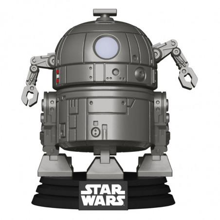 R2-D2 CONCEPT SERIES / STAR WARS / FIGURINE FUNKO POP