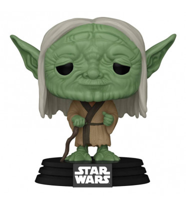 YODA CONCEPT SERIES / STAR WARS / FIGURINE FUNKO POP