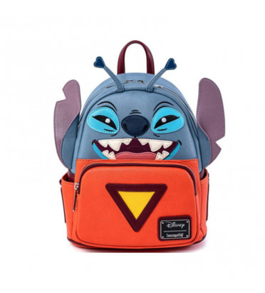 MINI SAC A DOS STITCH 626 / LILO ET STITCH / LOUNGEFLY
