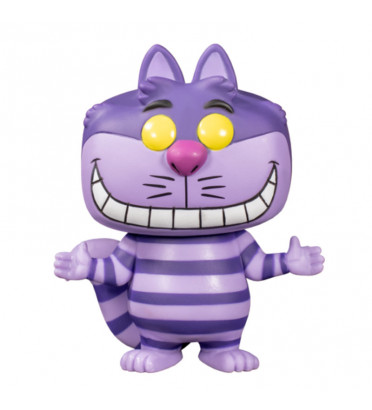 CHESHIRE CAT 65TH / ALICE AU PAYS DES MERVEILLES / FIGURINE FUNKO POP / EXCLUSIVE SPECIAL EDITION