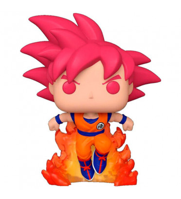 SSG GOKU / DRAGON BALL SUPER / FIGURINE FUNKO POP