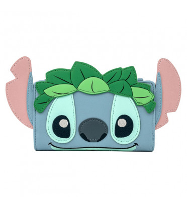 PORTEFEUILLE STITCH LUAU COSPLAY / LILO ET STITCH / LOUNGEFLY