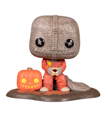 SAM WITH PUMPKIN AND SACK / TRUCK R TREAT / FIGURINE FUNKO POP / EXCLUSIVE SPECIAL EDITION