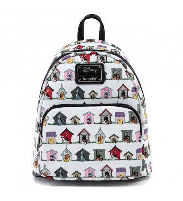 MINI SAC A DOS DOGHOUSE / DISNEY / LOUNGEFLY