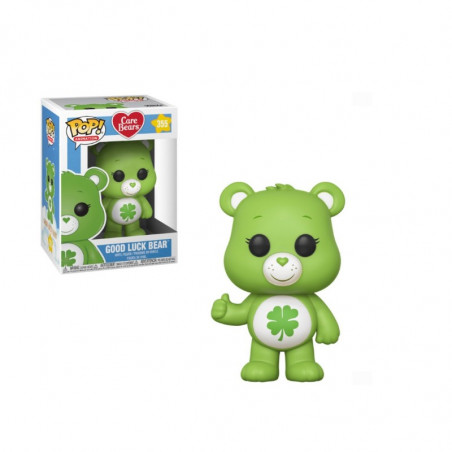 GOOD LUCK BEAR / BISOUNOURS / FIGURINE FUNKO POP