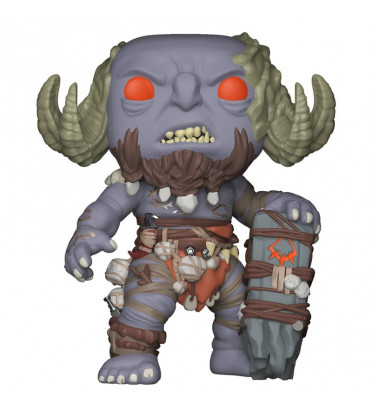 FIRE TROLL / GOD OF WAR / FIGURINE FUNKO POP
