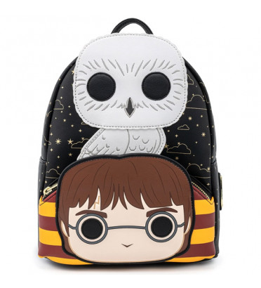 MINI SAC A DOS HEDWIG COSPLAY / HARRY POTTER / LOUNGEFLY