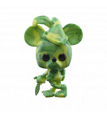 BRAVE LITTLE TAILOR ARTIST SERIES WITH CASE PROTECTOR / MICKEY MOUSE / FIGURINE FUNKO POP / EXCLUSIVE SPECIAL EDITON