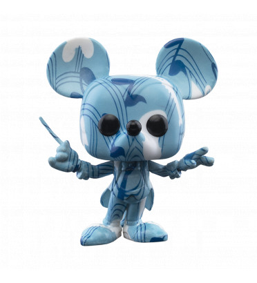 CONDUCTOR MICKEY ARTIST SERIES WITH CASE PROTECTOR / MICKEY MOUSE / FIGURINE FUNKO POP / EXCLUSIVE SPECIAL EDITON